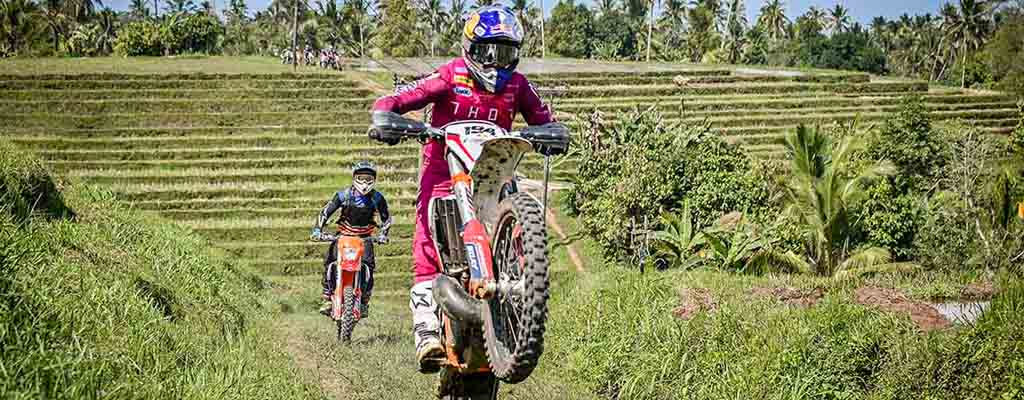 bali dirt bike tabanan jungle